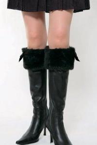 boots fur