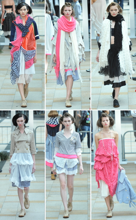 2012 spring/summer fashion collection
