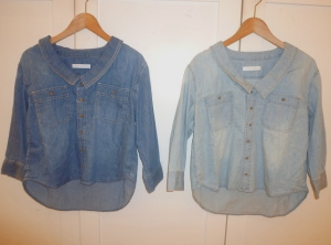 girly design denim