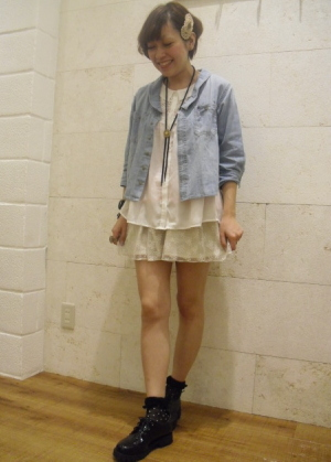 Lowrys farm kwaii fashion coordinate