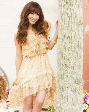 4667b36e1793 Fashion trend spring summer 2012 – Tail hem dress. date dress