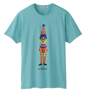 UNIQLO kuidaore T-shirt (Japanese character)