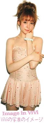 Vivi's model:Triendl Reina