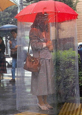 full length umbrella