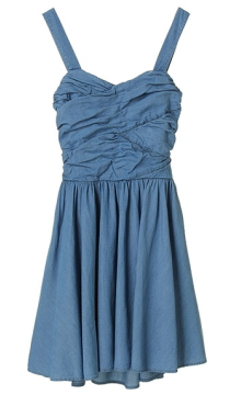 Japanese style / sweet, casual drape dress for dates