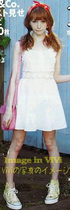 vivi model-Fuji Lena