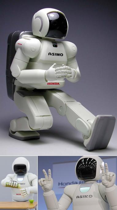 Japan's robot