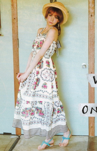 Japan styles of dress