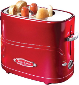 Simple and easy hot dog maker for breakfast