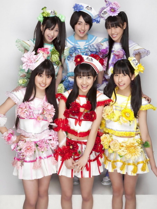 Japanese idol group / Momoiro Clover Z
