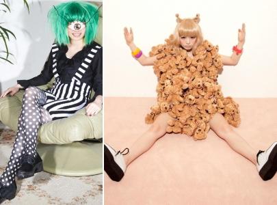 Cute Japanese styles halloween costume ideas